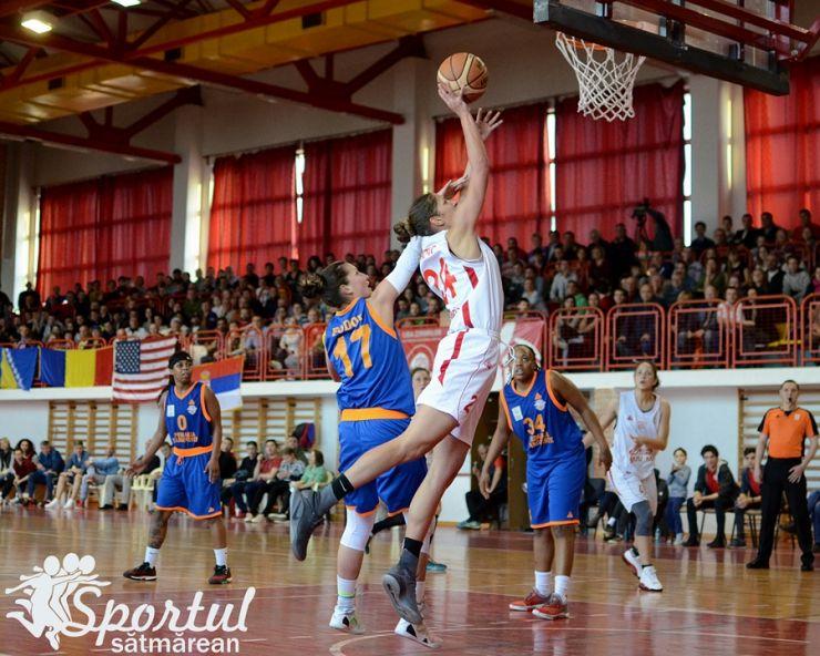 Sezonul 2017-2018 al Ligii Naţionale de baschet feminin va începe în 4 octombrie