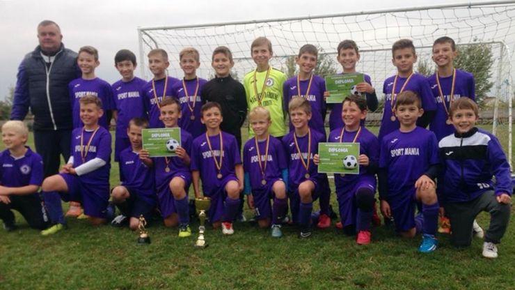 Fotbal juniori | Victorii pe linie pentru Juniorul Satu Mare la Interliga - 2007