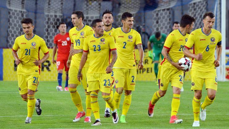 Echipa națională | România se menţine pe locul 42 în clasamentul FIFA