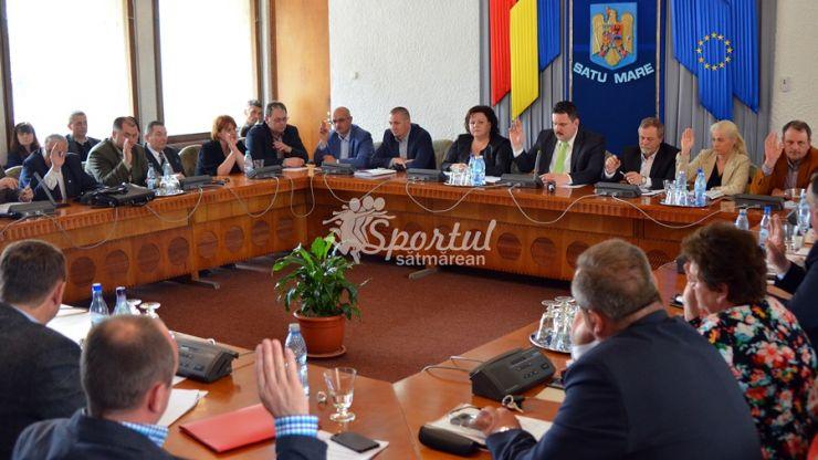 Consiliul Județean a aprobat 700.000 lei pentru Olimpia