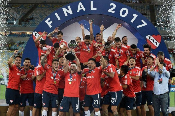 Independiente a câştigat Copa Sudamericana