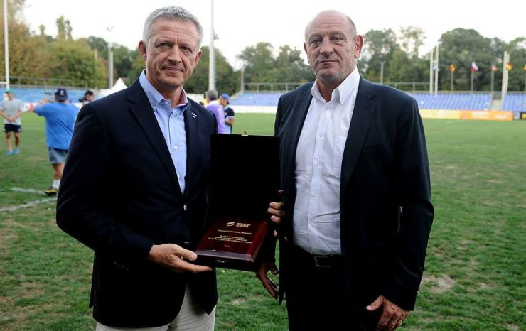 Rugby | Octavian Morariu a fost reales Președinte al Rugby Europe