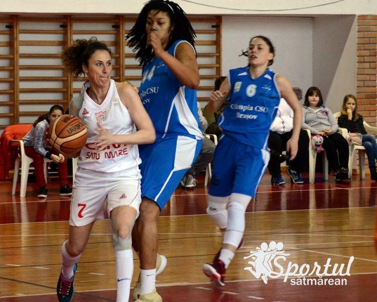 Baschet | Andrea Olah-Orosz revine la antrenamente și speră să poată juca din februarie