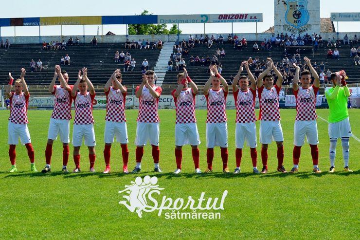 LPS Satu Mare va juca în finala mică a Ligii Elitelor U19