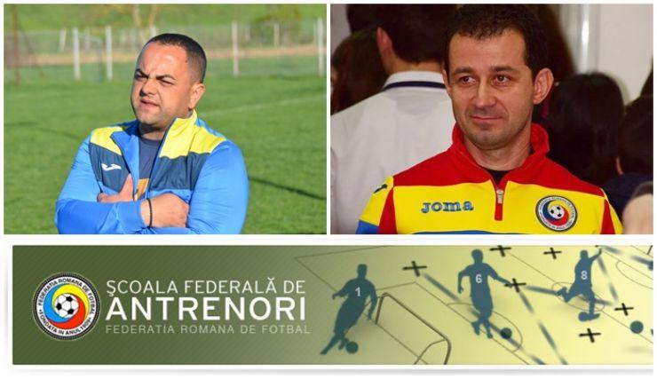 Doi antrenori sătmăreni admiși la cursurile Licenței A UEFA