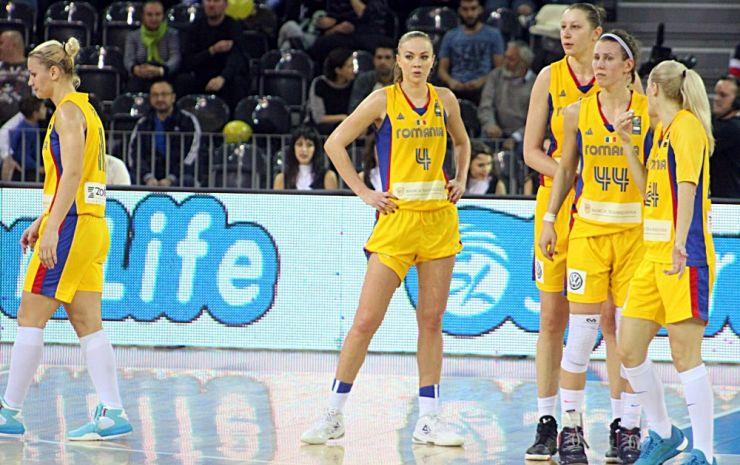 Baschet | Adversarele României în calificările pentru FIBA Eurobasket Womens 2019