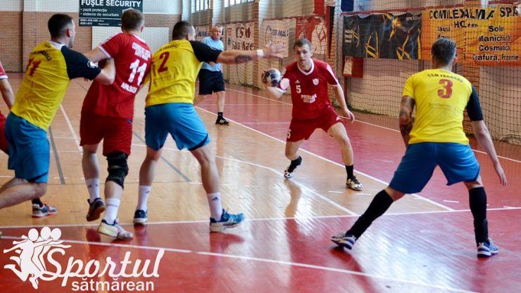 Liga Zimbrilor | Înfrângere pentru CSM Satu Mare în ultimul meci pe teren propriu din acest sezon