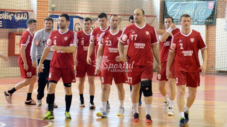 Liga Zimbrilor | CSM Satu Mare - CSA Steaua București, joi, ora 17:00