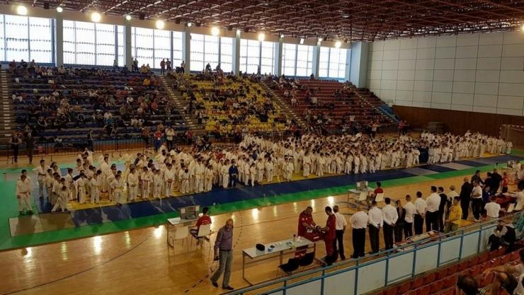 """Judo. Rezultate importante obținute de sportivii sătmăreni la Turneul internațional """"Cupa Nordului"""""""