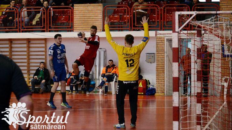Handbal | Înfrângere la limită suferită de CSM Satu Mare
