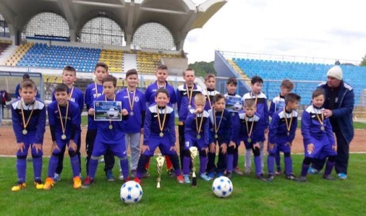 """Juniorul Satu Mare a câștigat Memorialul """"Radu Pamfil"""""""