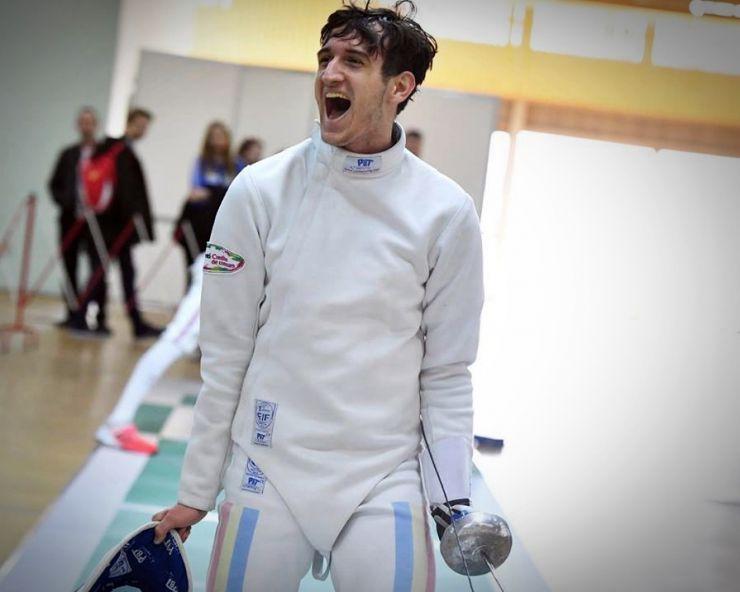 Spadă | Adam Macska, locul 18 la etapa de Cupă Mondială de juniori de la Sabac