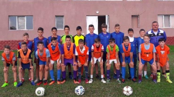 Puștii de la Juniorul Satu Mare au fost în cantonament la Ocna Șugatag