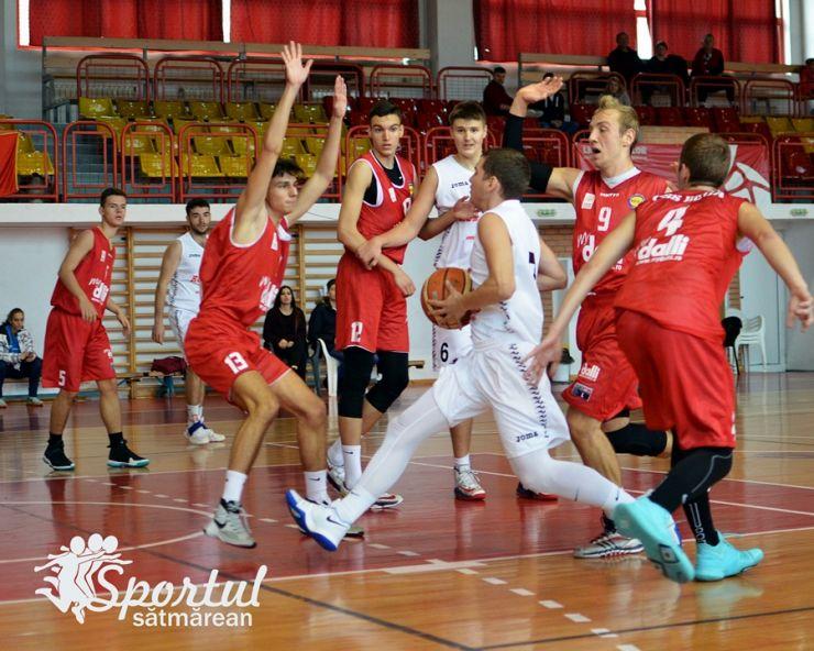 Baschet U18 | LPS CSS Satu Mare și-a aflat adversarele și programul fazei de clasificare a Campionatului Național de baschet masculin