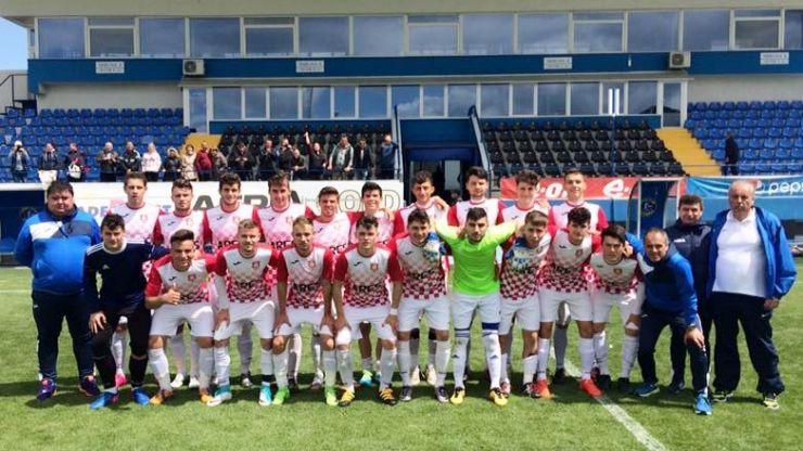 Liga Elitelor U19   Puștii de la LPS Satu Mare se întorc neînvinși de la Constanța