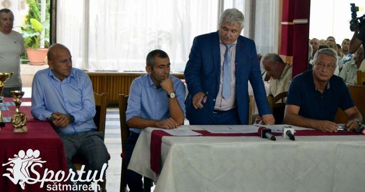 AJF Satu Mare | S-a stabilit componența celor trei campionate județene și data de începere a acestora