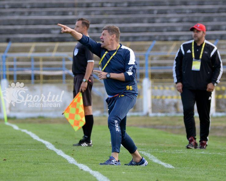 Olimpia   Tibor Selymes, amendat și suspendat de FRF