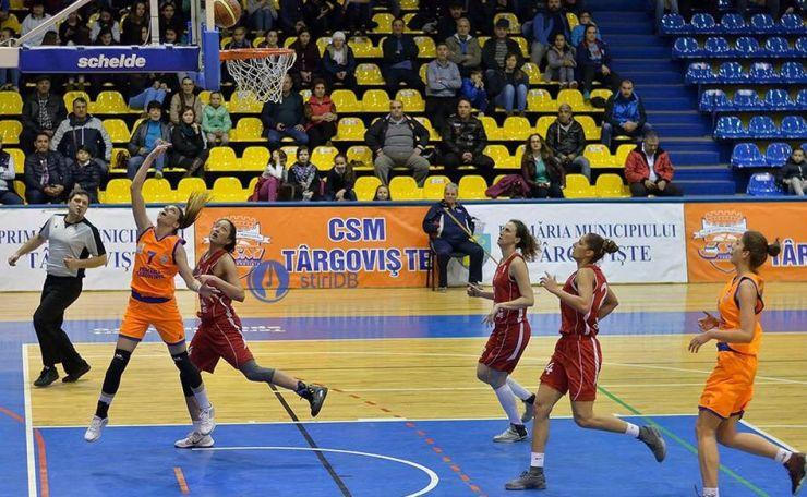 Baschet | Victorie istorică pentru baschetbalistele de la CSM Satu Mare