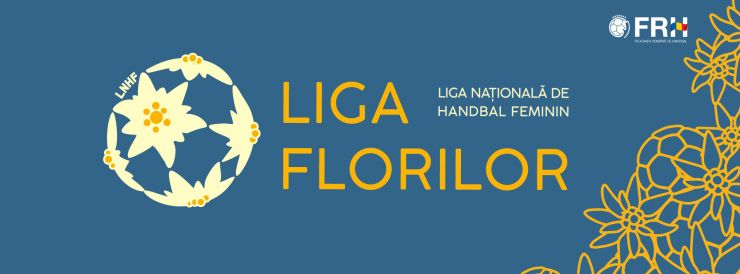 Liga națională de handbal feminin devine Liga Florilor