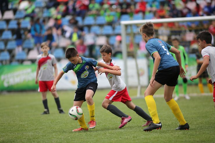 Cupa Tymbark Junior | Au început înscrierile pentru ediția 2017-2018