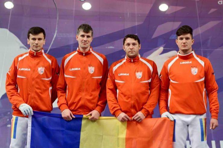 Campionatul Național de spadă seniori, la Satu Mare