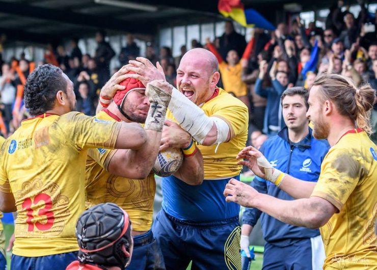 Rugby | Stejarii au învins Belgia, scor 33-17 în Rugby Europe Championship. Vlaicu a bifat meciul 100 la naţională