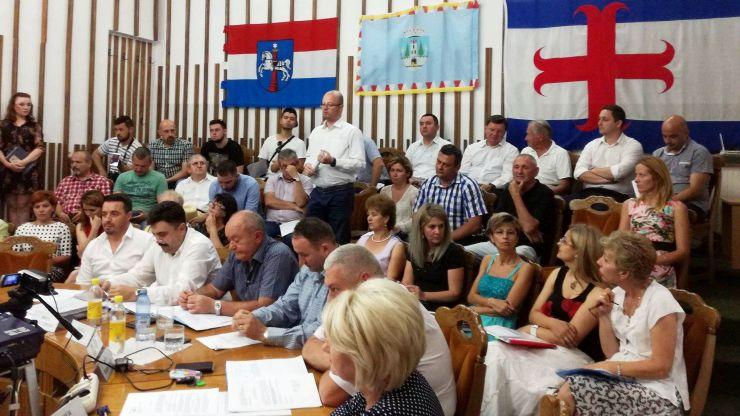 Funcția de preşedinte al Clubului Sportiv Municipal Satu Mare... nedorită?!