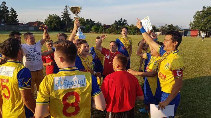 Luceafărul Decebal, câștigătoarea Cupei României - faza județeană, ediția 2017-2018