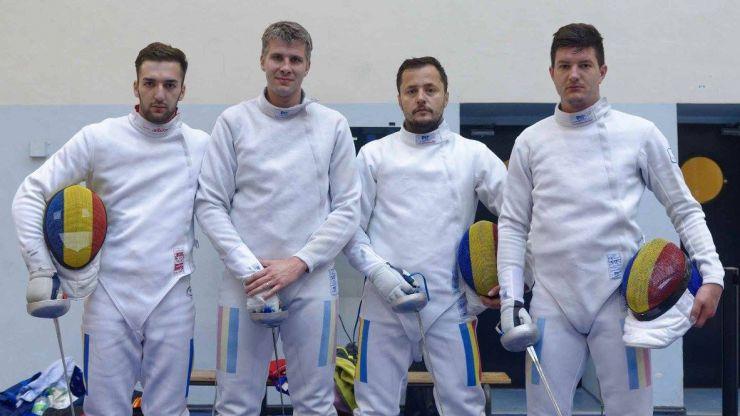 Sătmărenii Amalia Tătăran, Greta Vereș, Adrian Szilagyi și Andrei Timoce participă la Campionatul European de scrimă de la Tbilisi