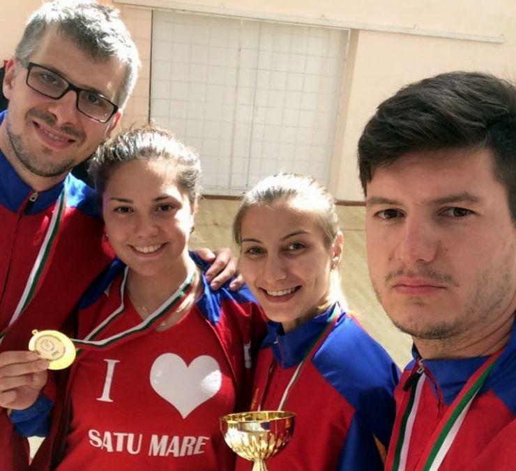 Spadă | Adrian Szilagyi şi Andrei Timoce vor trage la Campionatul Mondial