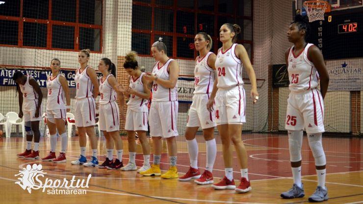 Baschet | CSBT Alexandria - CSM Satu Mare, vineri, ora 18:00