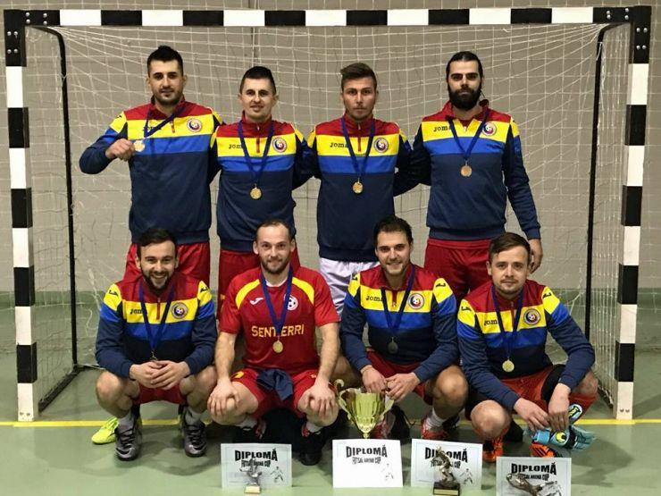 Minifotbal | Sentierri Satu Mare a câștigat ediția a IV-a FUTSAL ARENA CUP