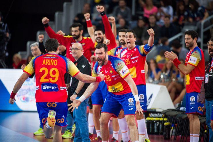 Handbal masculin | Spania a câștigat în premieră Campionatul European