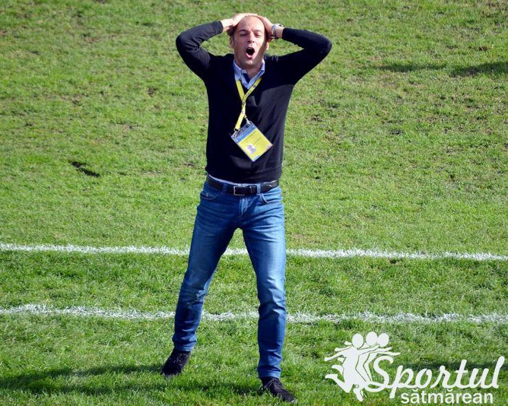 Olimpia a rămas fără antrenor. Andone a semnat cu o altă echipă din Liga 2