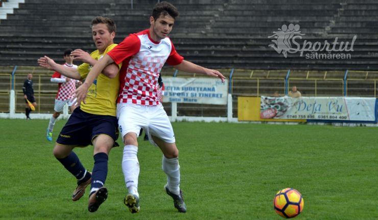 Liga Elitelor U19 | FC Olimpia Satu Mare a câștigat derby-ul cu LPS Satu Mare