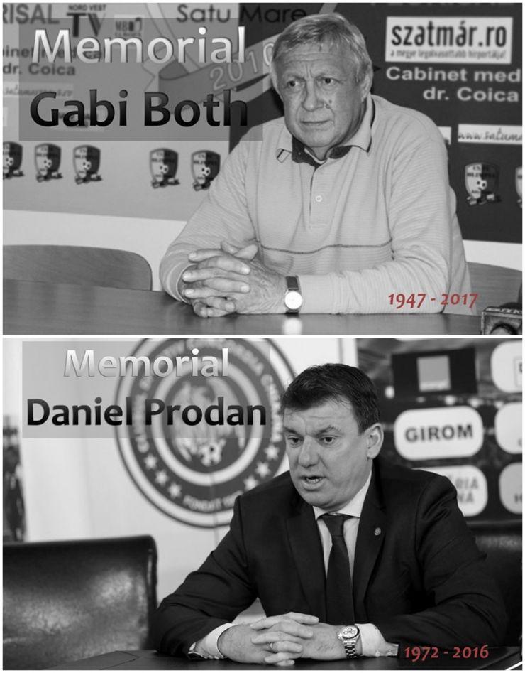 Fotbal Juniori | AJF Satu Mare organizează Memorialul Gabi Both și Memorialul Daniel Prodan