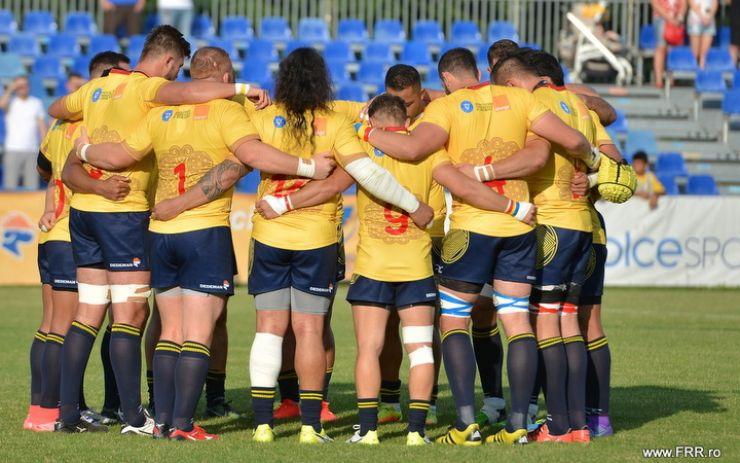 Rugby | România se menține pe locul 16 mondial după meciurile-test din iunie