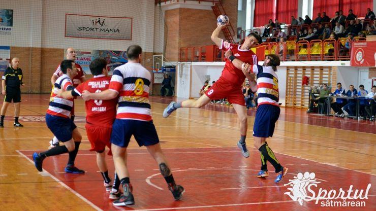 Liga Zimbrilor | CSM Satu Mare a pierdut în ultima secundă dintr-o lovitură de la 7 m