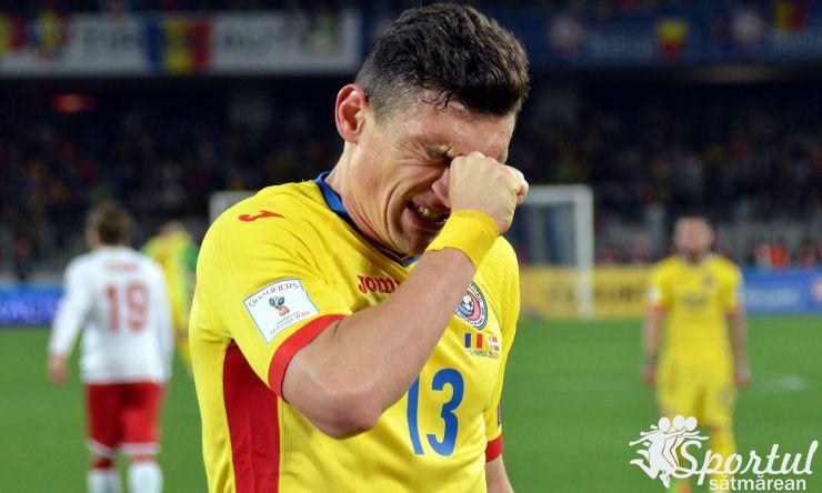 Echipa națională | România a coborât opt poziţii în clasamentul FIFA