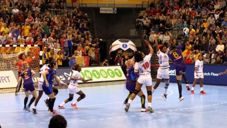 Handbal feminin | România învinge greu Angola, rămâne neînvinsă și poate termina pe primul loc în grupă