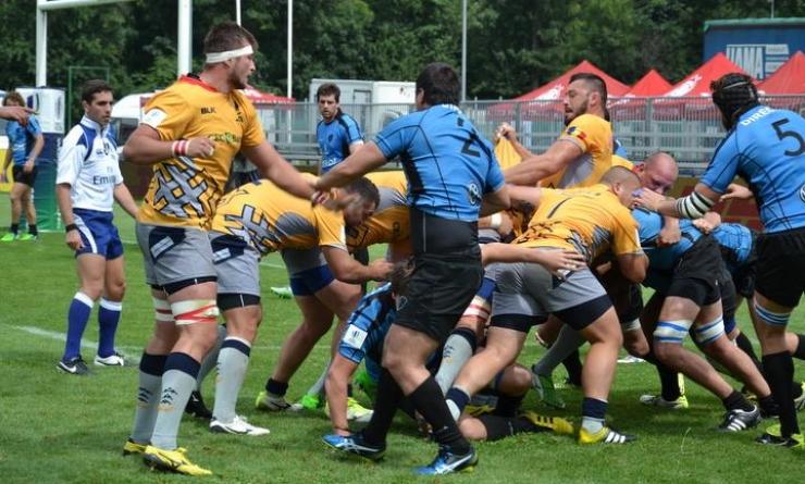 Rugby. Al doilea succes al României în 2016 fără puncte primite
