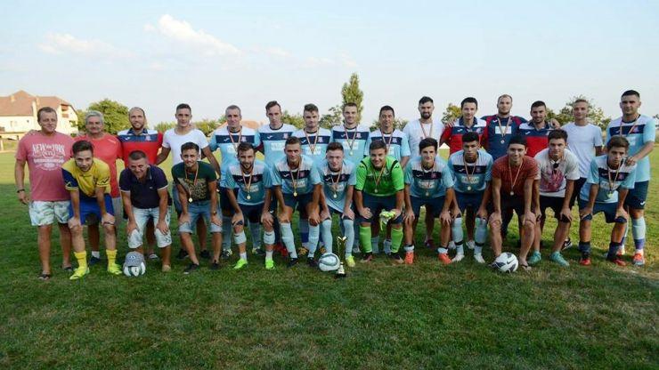 FC Unirea Tășnad a câștigat Supercupa Județului