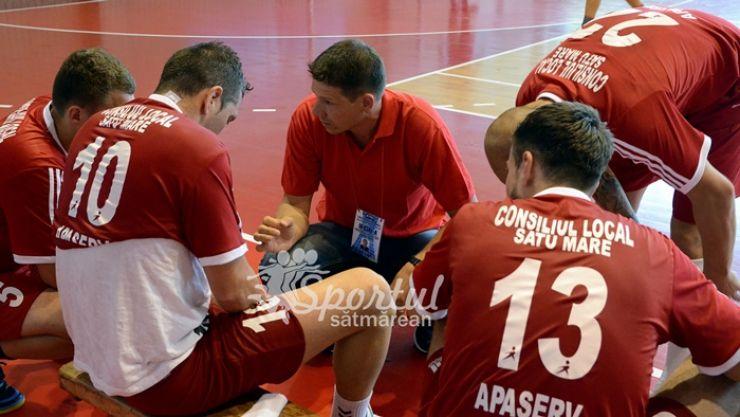 Liga Zimbrilor | CSM Satu Mare a început play-out-ul cu o înfrângere