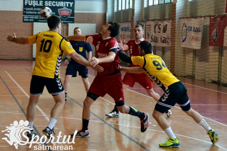 Liga Zimbrilor | CSM Satu Mare 26 - 29 CSM Focșani