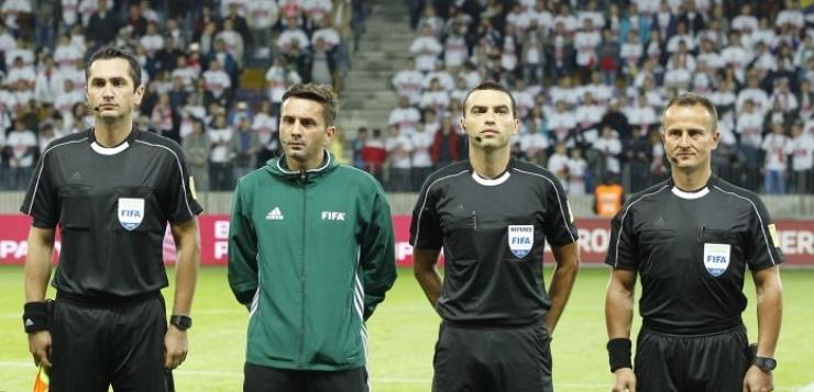 Europa League | Octavian Șovre, delegat la semifinala dintre Chelsea și Eintracht