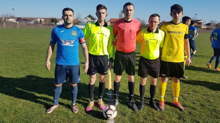 Cupa României | Olimpia MCMXXI a învins Voința Doba și s-a calificat în optimi