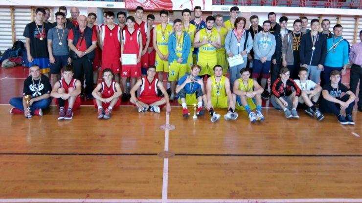 ONSS | Satu Mare a găzduit etapa zonală la baschet băieți - liceu