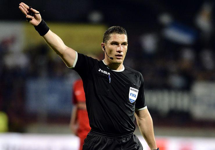 Europa League | Istvan Kovacs, adițional la Lazio - Salzburg