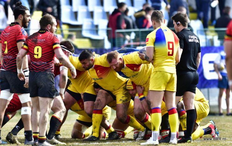 Rugby | Thomas Lièvremont a anunțat lotul României A pentru meciul cu Kenya