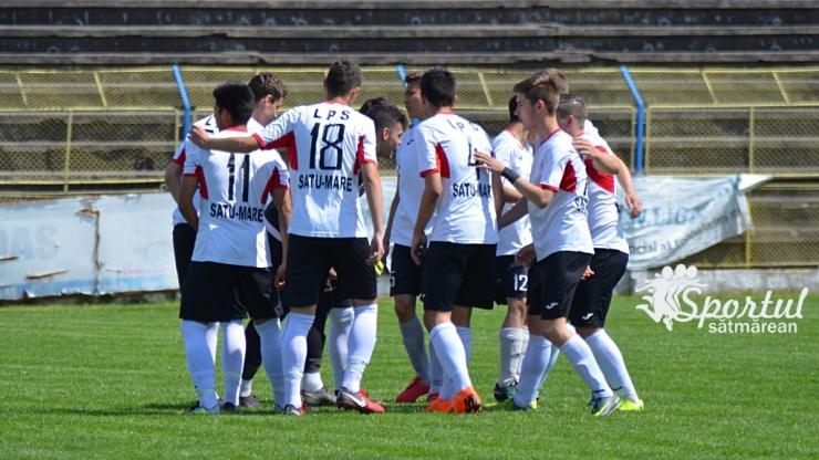 Juniori U17 | LPS Satu Mare, învinsă de LPS Cluj Napoca în finala turneului zonal